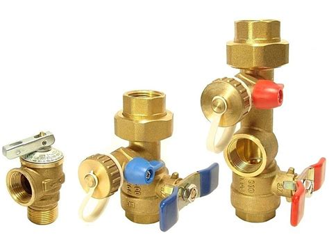 Safety Valve Water Heater navien tankless water heater isolation valves kit with