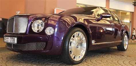 purple bentley mulsanne bentley mulsanne looks stunning in purple or not