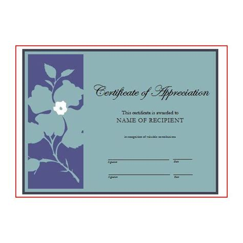 volunteer recognition certificate template award wording sles invitations ideas
