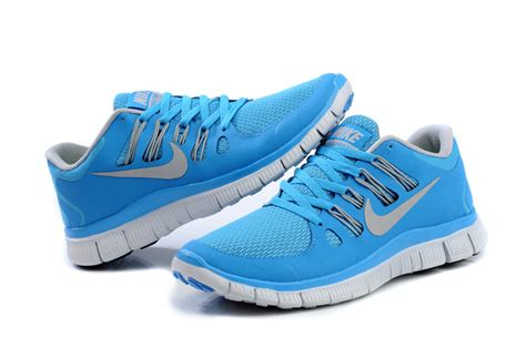 blue nike womens running shoes grey white blue nike free 5 0 v2 2013 cheaper