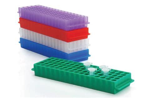eppendorf tube rack microcentrifuge tube rack 5x16 holes rack assorted color 5 pk