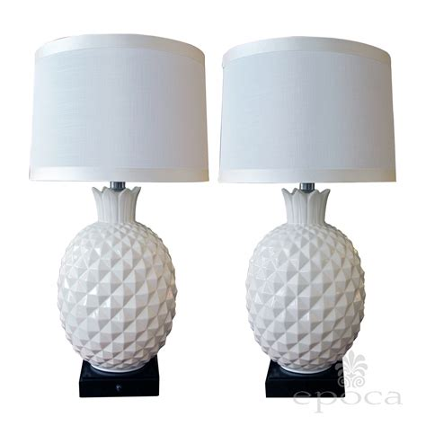 Wall Decorations For Dining Room A Robust And Large Scaled Pair Of Italian 1960 S White