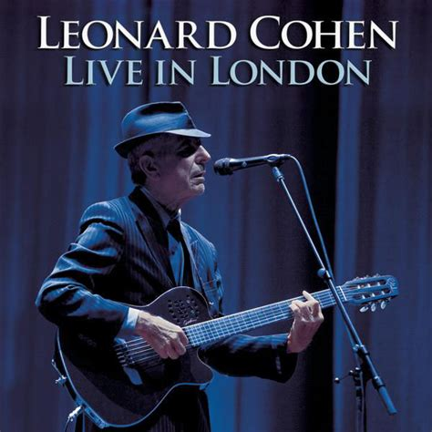 leonard cohen best albums live in album cover by leonard cohen