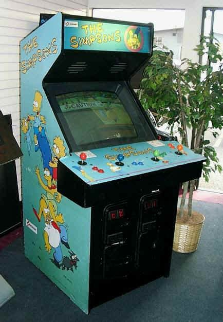 The simpsons arcade game simpsons wiki