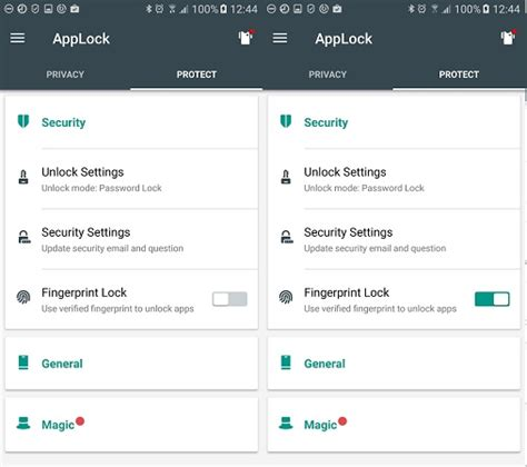 android fingerprint apps how to put a lock on android apps tutorial