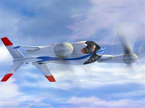 volante design nasa the puffin a for personal flight