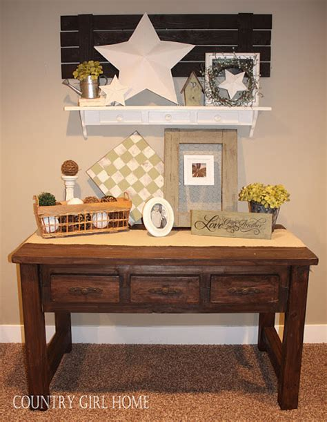 country girl home decor country girl home simple shelf to better shelf