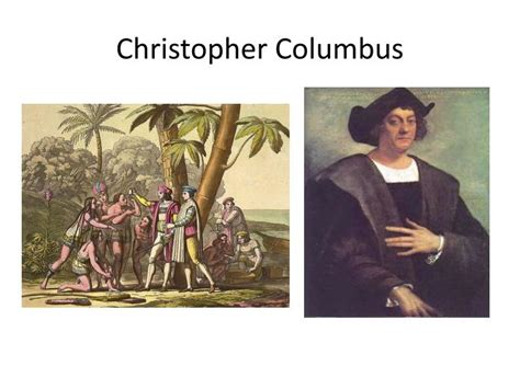 christopher columbus biography ppt ppt exploration and expansion powerpoint presentation