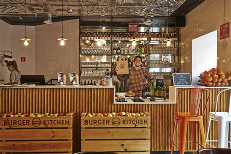 tomek wozniak s burger kitchen restaurant warsaw poland