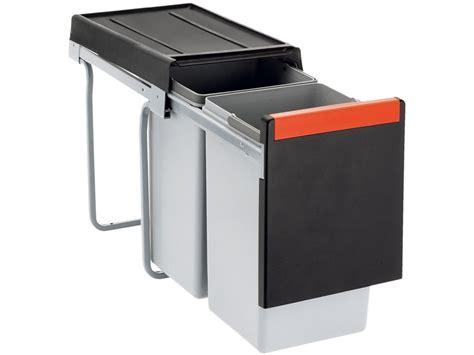 poubelle de cuisine coulissante monobac poubelle de cuisine le guide ultime