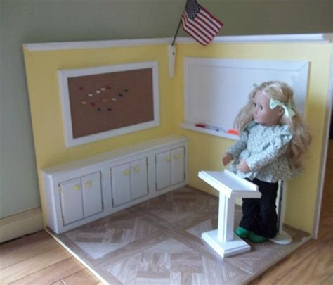 Handmade 18 Inch Doll Furniture - american doll furniture ebay woodworking projects