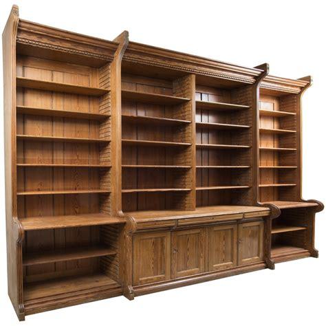 Rak Buku Perpustakaan Kayu Jati rak buku kayu jati aura mebel furniture mebel jepara