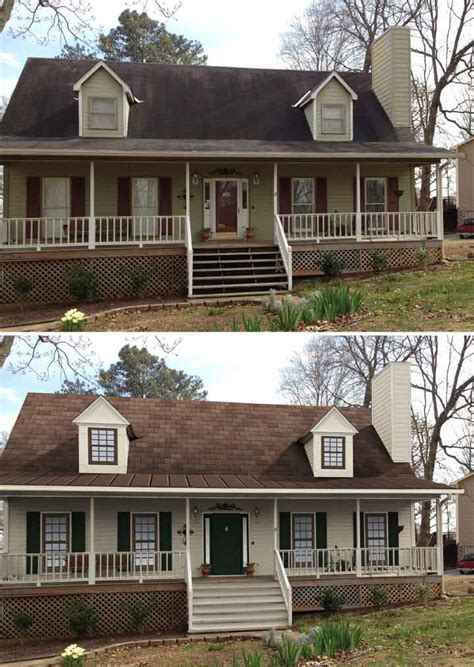 before and after home makeover insider look at shake it up makeover russ wade of