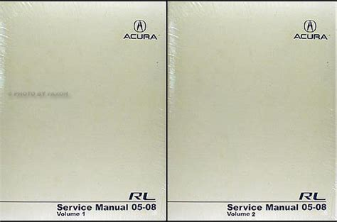 old car owners manuals 2006 acura rl navigation system 2005 acura rl owners manual factory reprint
