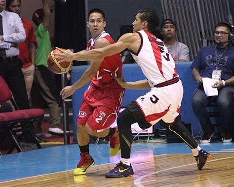 Pba Kia Kia Upsets Pba Philippine Cup Chion San Miguel