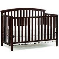 Graco Crib To Toddler Bed Directions Freeport Convertible Crib Classic Cherry Graco