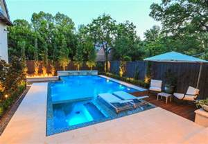 Dallas Landscape Lighting by Modern Landscape And Zero Edge Pool Contemporary Pool