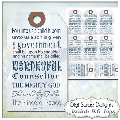 printable christmas tags christian items similar to printable christmas gift tags bible verse