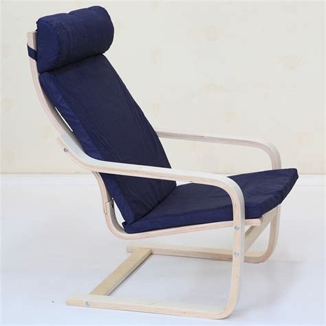 Bentwood lounge relax chair pillow prd furniture