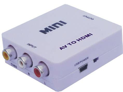 hdmi to av hdmi converter from whitebox oem hdmi to av converter
