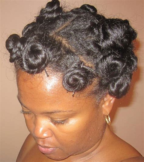 knot hair styles achieving the perfect bantu knot out curly nikki