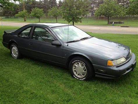 small engine maintenance and repair 1992 ford thunderbird navigation system buy used 1992 ford thunderbird sport coupe 2 door 5 0l rare only 66k miles in columbus ohio