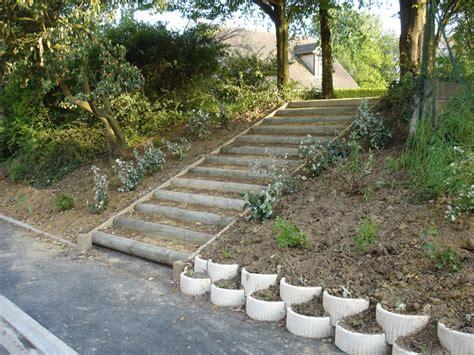 Aménagement Jardin En Pente Forte 3511 by Id 233 Es Bordure Jardin
