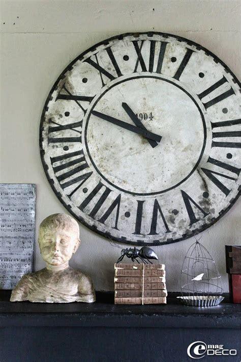 indogate horloge murale pour cuisine
