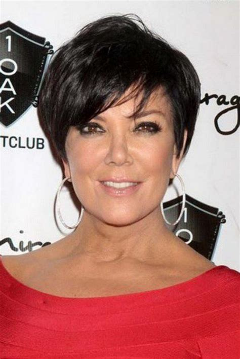 kris jenner haircut 8 best short hairstyles for round faces 2017 goostyles com