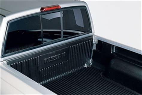 nissan frontier bed liner 2014 nissan frontier crew cab accessory parts nissan usa estore