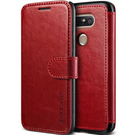 Verus Dandy Layered Leather Lg G5 Original Coffe Original shop original verus vrs dandy layered leather wallet