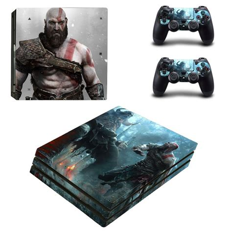 Ps4 Sticker God Of War by God Of War Sticker Ps4 Pro فروشگاه پلی استیشن ۴