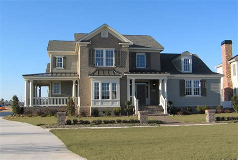 ashville park custom homes in virginia