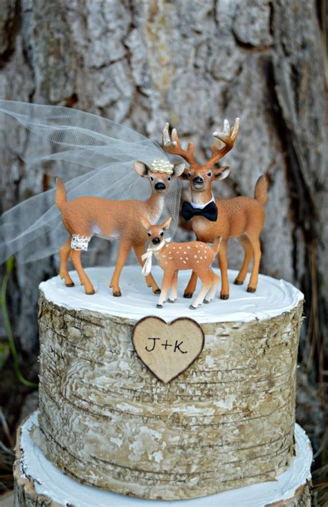 Hochzeitstorte Jagd by Fishing Deer Cake Ideas And Designs