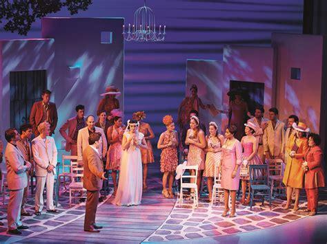 Mamamiya Musical Mobile fotos mamma spielplan spielplan tickets
