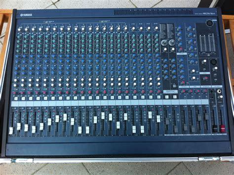 Mixer Yamaha Mg 24 yamaha mg24 14fx image 371444 audiofanzine