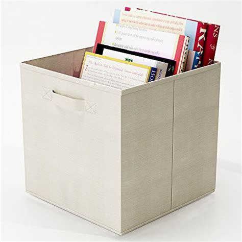 closet organizer fabric storage basket cubes bins 6