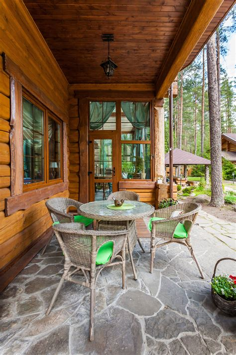 rustic porch 17 rustic porch designs that will make your