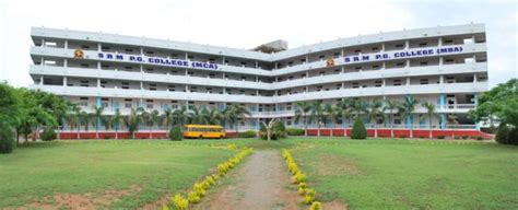 Srm Mba Fees by Srm Post Graduate College Mba Srm Karimnagar