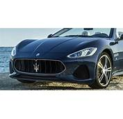 2018 Maserati GranCabrio GranTurismo Fully Revealed For