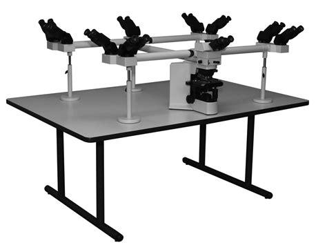 microscope table multi user microscope table