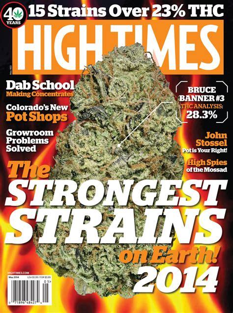 High Times Magazine Thc Detox by Bruce Banner 3 Page 6 Toker S Den International