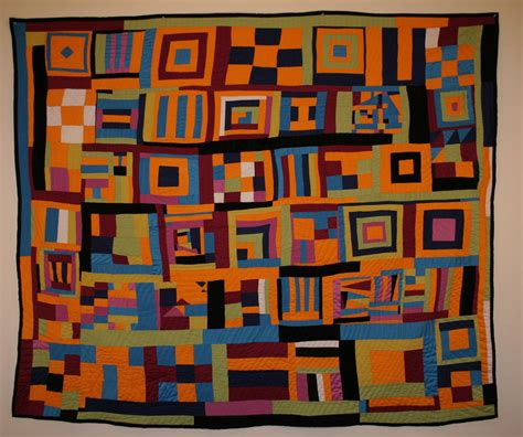 at t and gee s bend quilters create artwork to commemorate