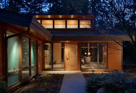 with this thorough interior and exterior remodel a dated