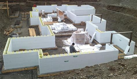 foam basement forms more awards and efficient condos with insulated concrete forms