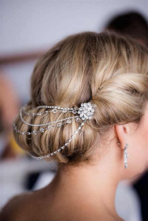 Wedding Clip In Hairpieces by 32 Magnificient Bridal Hair Pieces Chicago Wedding