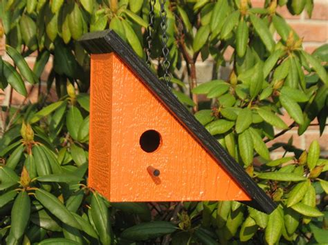 Entryway Furniture by Amish Shapz Right Angle Garden Bird House