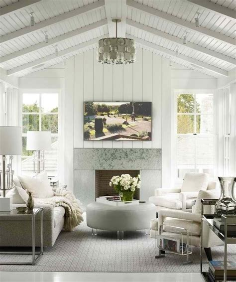 a gorgeous modern cottage living room modern farmhouse