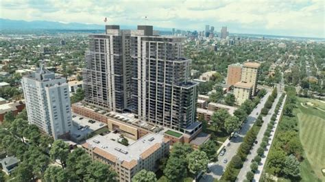 Apartments In Denver 750 Controversial 32 Story West Wash Park Apartment Complex