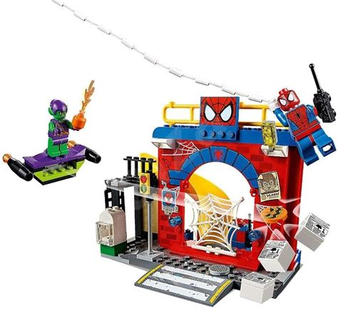 Lego 10687 Spider Hideout 1 lego juniors 10687 spider hide out stavebnica alza